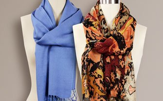 Scarves by Saachi - Visit Event