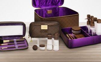 Mini Kittour Cosmetic Bags- Visit Event