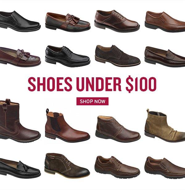 Shoes Under $100