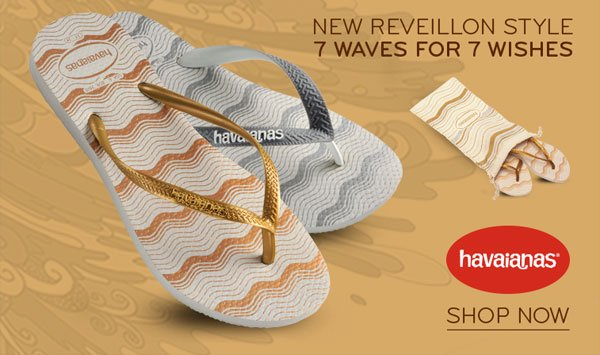 Celebrate and Show Your Love With Havaianas