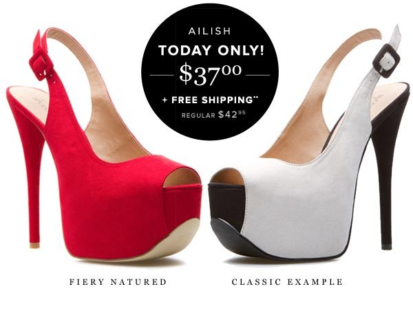 The New Daily Fix! Choose the Color That Suits Your Style - Shop Ailish