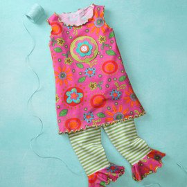 Print Happy: Girls' Apparel