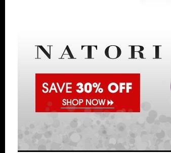 Save 30% OFF Natori Fragrances
