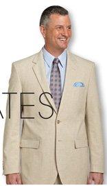Traveler Technology™ Linen Suit Coat