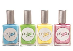 MYHABIT Introduces: Nail Polish from Polish & Co.