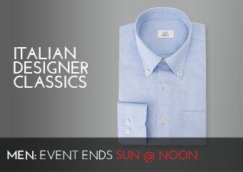 ITALIAN DESIGNER CLASSICS