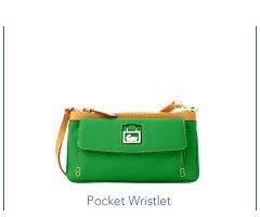 Pocket Wristlet