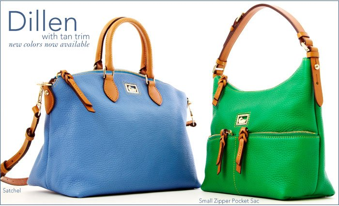 Dillen - new colors now available