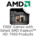 FREE Games with Select AMD Radeon HD 7900 Products.