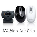 I/O Blow Out Sale.