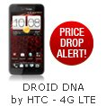 DROID DNA by HTC - 4G LTE. PRICE DROP ALERT!