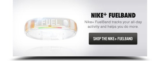 NIKE+ FUELBAND | Nike+ FuelBand tracks your all-day activity and helps you do more. | SHOP THE NIKE+ FUELBAND