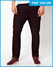 ASOS Skinny Black Jean