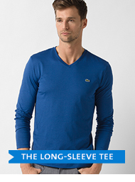 THE LONG-SLEEVE TEE