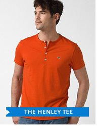 THE HENLEY TEE