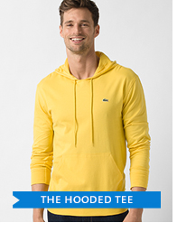 THE HOODED TEE