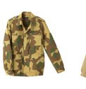 CAMOUFLAGE SOLDIER JACKET