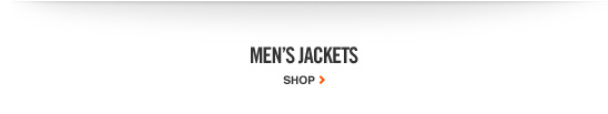 MEN'S JACKETS | SHOP