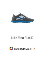 Nike Free Run iD | CUSTOMIZE IT