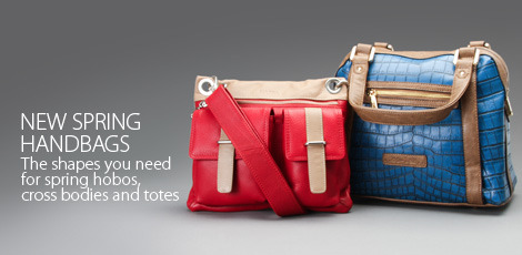 New spring handbags