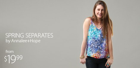 spring separates by annalee + hope