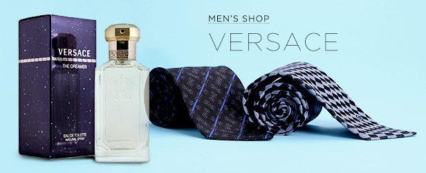 Versace Men's Shop