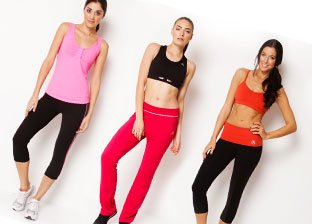 Active Wear Featuring Adidas, Wear me Out & more
