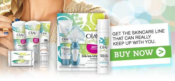Get the skincare line that can really keep up with you. Buy Now ›