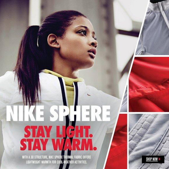 Nike Sphere