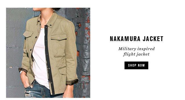 Nakamura Jacket