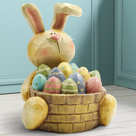 Easter Display: Décor Accents