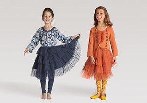 Masala Dresses & Leggings: Sizes 2-10