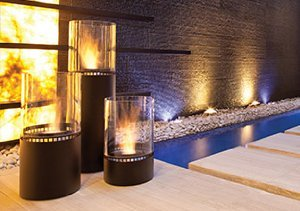 Winter Warmth: Fashionable Fire Pits