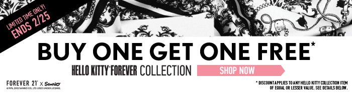 Hello Kitty Sale - Shop Now