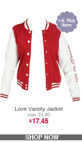 Love Varsity Jacket