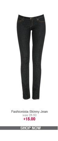 Fashionista Skinny Jean