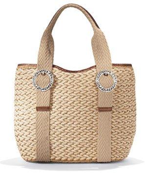 Whitley Straw Bag