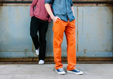 Shop Ocean Current Striped Tops & Chinos