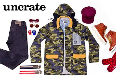 Shop Pattern Play: Camo & Colorful Combos