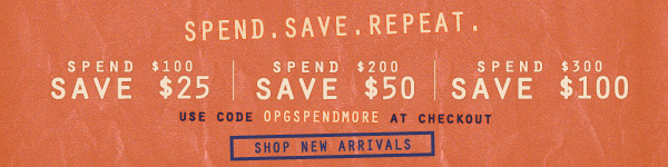SPEND.SAVE.REPEAT. Save up to $100