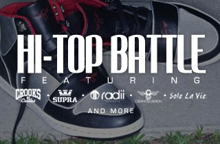 Hi-Top Battle