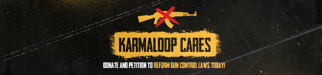 Reform Gun Control Laws. Donate and Petition Here.