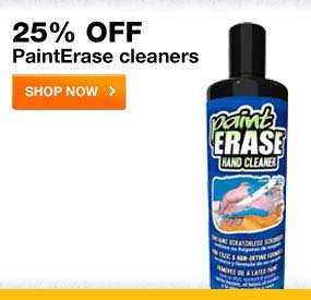 PaintErase Cleaners