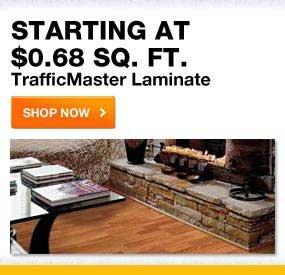 TrafficMaster Laminate