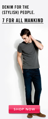 7 For All Mankind. Shop Now.