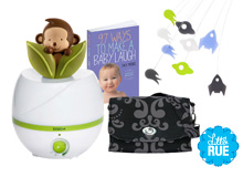 Bringing Baby Home Strollers, Humidifiers, & More