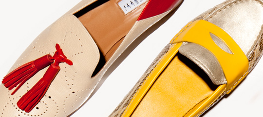 Spring in Your Step:Wedges, Sandals, & More