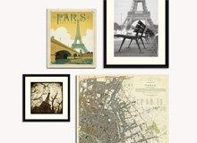 Bring the World Home Maps, Photos, & Art