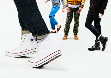 Shop Pair & Wear: How to Rock Your Kicks