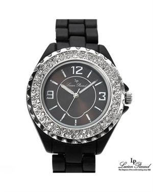 Brand New LUCIEN PICCARD LP-280307-BLK Ladies Watch $55